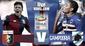Risultato Genoa - Sampdoria in diretta, LIVE Serie A 2016/17 - Muriel! (0-1)
