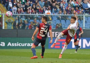 Genoa - Roma terminata, LIVE Serie A 2016/17 (0-1): Decide l'autogol di Izzo!