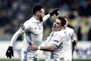 Europa League - La Dinamo Kiev stravince e passa come prima, secondo il Partizan (4-1)
