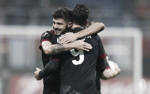 Europa League - Tutto facile, pokerissimo Milan all'Austria Vienna (5-1)
