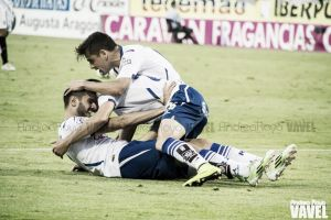 El Zaragoza asesta el primer golpe