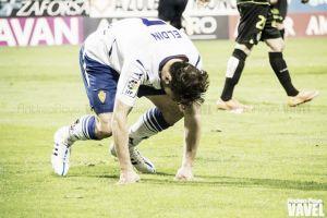 El Real Zaragoza sigue sin encontrar el rumbo