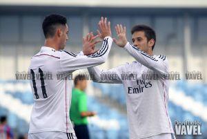 El Real Madrid Castilla corrobora su mejoría