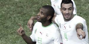 Brahimi comanda la victoria de Argelia ante Etiopía