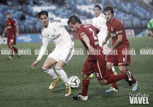 El Castilla deja en ocho la racha de encuentros sin conocer la derrota