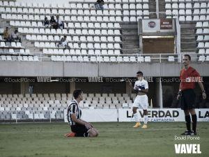 El FC Cartagena vuelve a firmar tablas ante un buen filial
