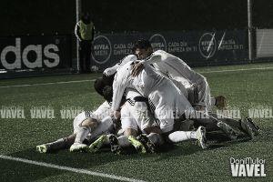 El Real Madrid Castilla suma y sigue en busca del liderato