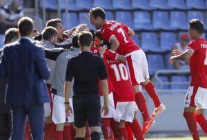 CD Tenerife - Real Murcia: puntuaciones del Real Murcia, jornada 41