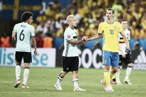 Nainggolan despide a Ibrahimovic