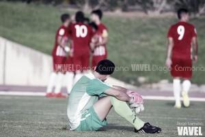 El Almería B mete la quinta