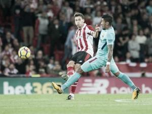 El peor Barça también gana a un mejorado Athletic