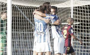 El Leganés sentencia al Barça B