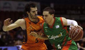 Valencia Basket sigue de dulce ante un gran Cajasol