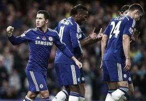 El Chelsea vence a un buen QPR
