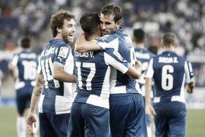 RCD Espanyol - Real Sociedad: puntuaciones del Espanyol, jornada 7