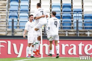 Lazo y Mayoral resucitan al Real Madrid en la Youth League