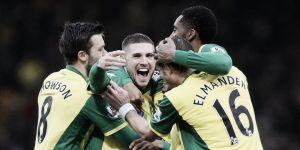 Norwich y Swansea empatan a golazos