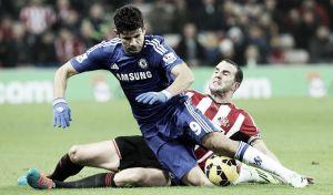 El Sunderland ahoga el juego del Chelsea
