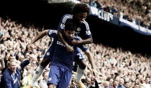 El Chelsea gana de principio a fin