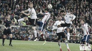 Atlético y Valencia empatan a intensidad en las alturas