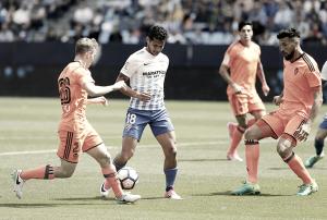 Refrescando la memoria de los Málaga - Valencia
