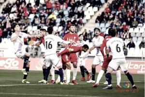Empate a nada que devuelve al Almería al descenso