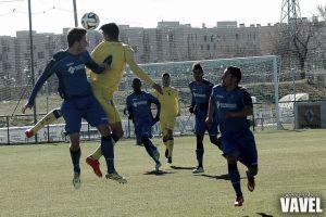 Las Palmas Atlético vuelve a las andadas