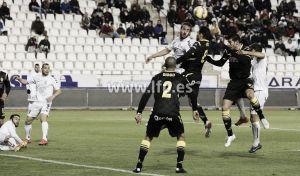 La creatividad choca contra el Albacete