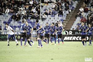 El Tenerife corta las alas al Real Zaragoza