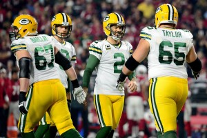 Mason Crosby Signs Four Year Deal With Green Bay Packers