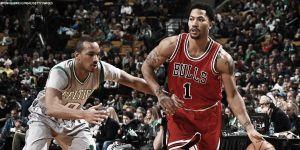 Chicago Bulls asalta el TD Garden con un minuto final de infarto