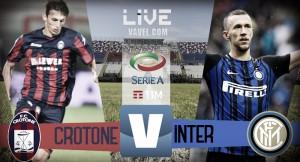 Risultato Crotone - Inter in diretta, LIVE Serie A 2017/18 - Skriniar, Perisic! (0-2)
