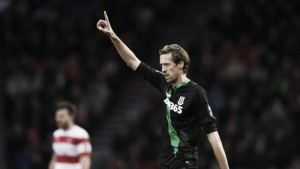 Peter Crouch says he may be forced to leave Stoke City
