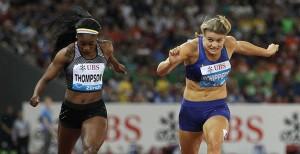 Atletica - Diamond League, Zurigo: 200 alla Thompson, quinta la Folorunso nei 400hs, male la Trost nell'Alto