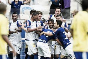 Cruzeiro vence Palmeiras no Mineirão e se afasta da zona de rebaixamento