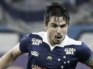 Cruzeiro marca no início e sai na frente do Santos na semifinal da Copa do Brasil