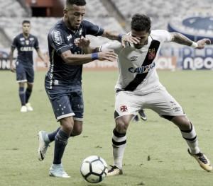 Recordar é viver: relembre partidas entre Cruzeiro e Vasco pela Copa Libertadores