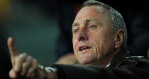 """Cruyff: """"Lo mejor para el Barça es que vuelva Guardiola"""""""