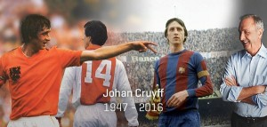 Hommage à Johan Cruyff: un héritage unique et pour l'éternité (2/2)