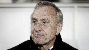 """Cruyff: """"Laporta es lo que le conviene al Barça"""""""