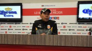 """José Cruz: """"Debemos ser un equipo más competitivo"""""""
