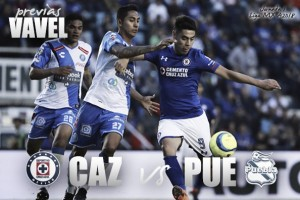 Previa Cruz Azul - Puebla: Ilusión conprobabilidad de goles