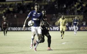 Na estreia de Rafael Marques, Sport e Cruzeiro empatam na Ilha do Retiro