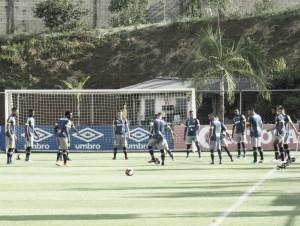 Com 31 jogadores, Cruzeiro inicia trabalhos para a temporada na Toca da Raposa II