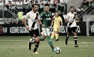 Palmeiras aplica placar elástico sobre o Vasco na estreia do Brasileirão
