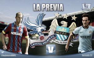 Crystal Palace - Manchester City: bajo presión