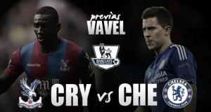 Crystal Palace vs Chelsea: comienza la cuesta de enero