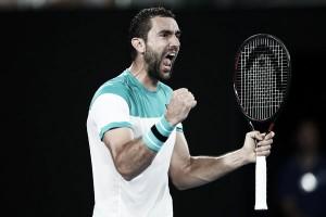 Australian Open: Marin Cilic advances to third Grand Slam final with triumph over Kyle Edmund