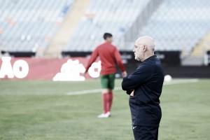 Após derrota na final da Taça CTT, Nelo Vingada anuncia saída do Marítimo