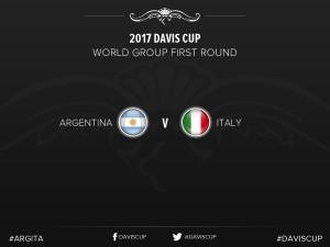 Coppa Davis 2017, è ancora Argentina - Italia